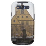 Weiden id Opf - Snowfall at the Rathaus Galaxy SIII Case