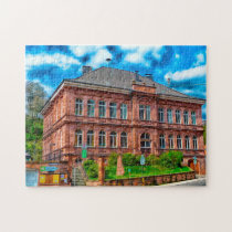 Weidenthal Germany. Jigsaw Puzzle