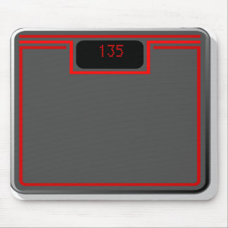 Weigh In, 135 Mouse Pad