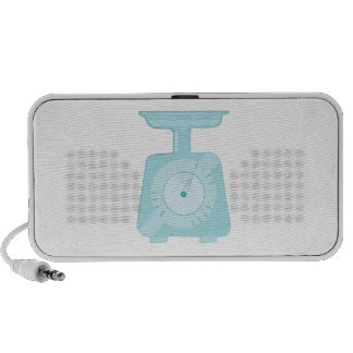 Weighing Scale Speaker System