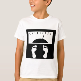 Weighing Scales T-Shirt