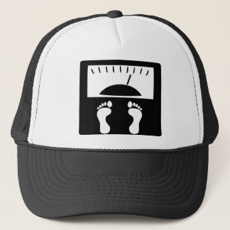 Weighing Scales Trucker Hat