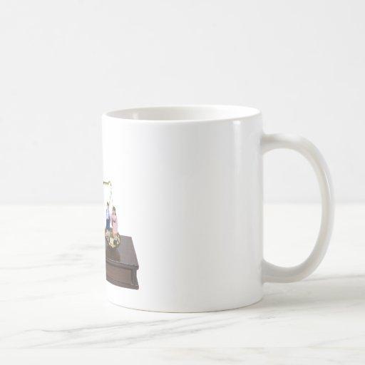 WeighingHomeWork090309 Classic White Coffee Mug
