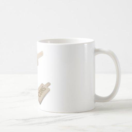 WeighProsCons103110 Classic White Coffee Mug