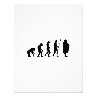 """weight gain evolution 8.5"""" x 11"""" flyer"""