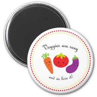 Weight & Health Conscious 2 Inch Round Magnet