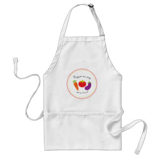 Weight & Health Conscious Adult Apron