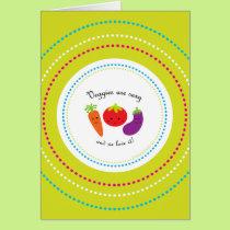 Weight & Health Conscious Card