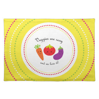 Weight & Health Conscious Cloth Placemat