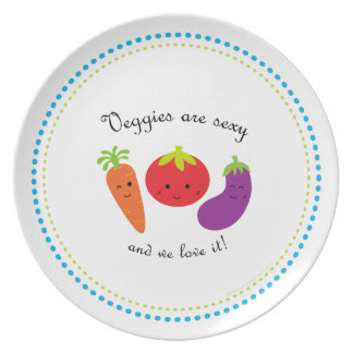 Weight & Health Conscious Dinner Plate