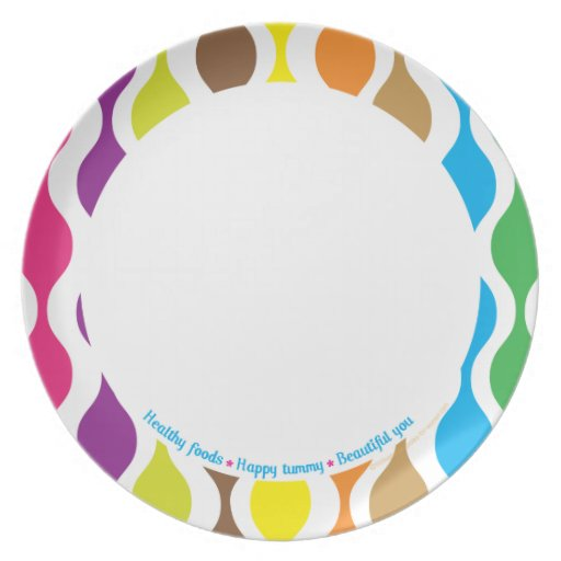Weight & Health Conscious Plate