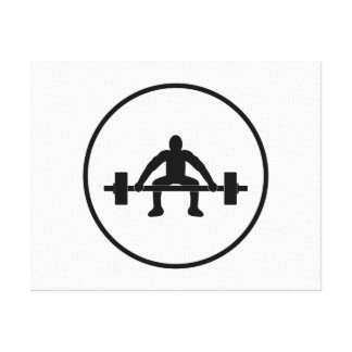 Weight Lift Sign