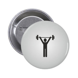 Weight Lifting Button