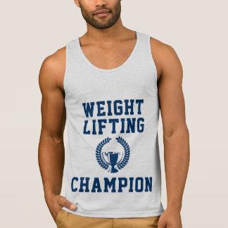 Weight lifting champion t-shirts