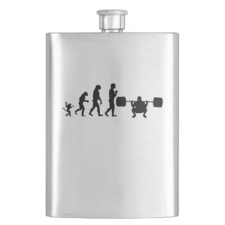 weight lifting  evolution, #weight lifting flask