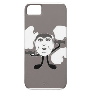 Weight lifting, Fitness motivator iPhone 5/5S Case