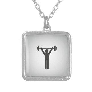 Weight Lifting Custom Jewelry
