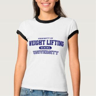Weight Lifting University T-Shirt