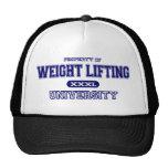 Weight Lifting University Trucker Hat