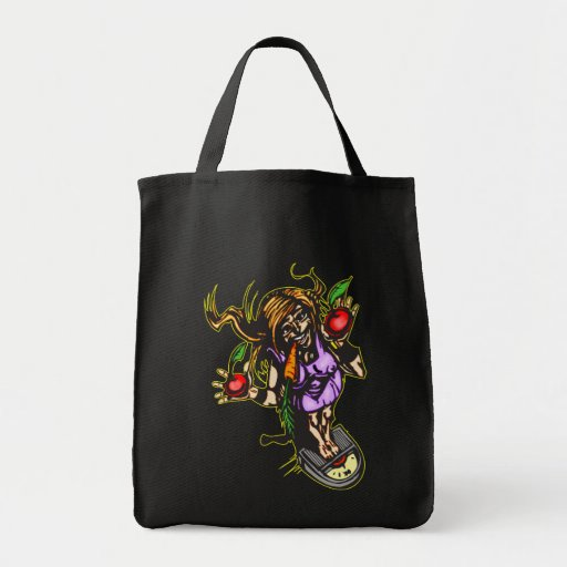 Weight Loss and Diet Canvas Bag
