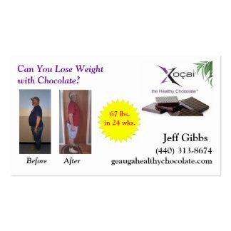 Weight Loss Biz Card