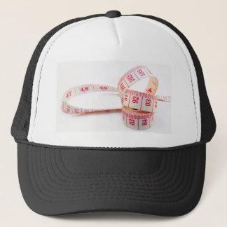 Weight Loss Measuring Tape Trucker Hat