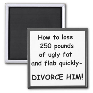 Weight Loss Plan Magnet