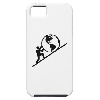 Weight of the World Pictogram iPhone 5 Case