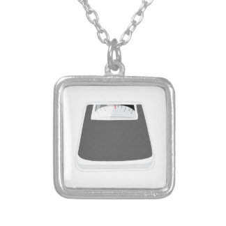 Weight Scale Personalized Necklace