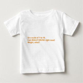 Weight, what? baby T-Shirt