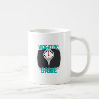 Weighting Game Coffee Mug