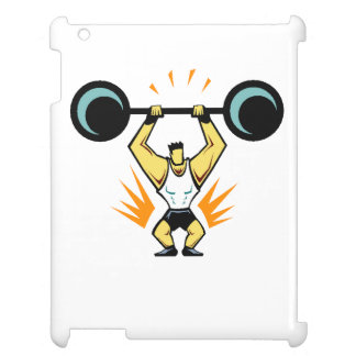 Weightlifter Case For The iPad 2 3 4
