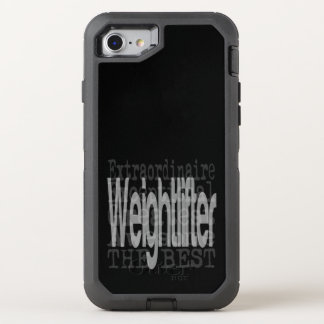 Weightlifter Extraordinaire OtterBox Defender iPhone 7 Case