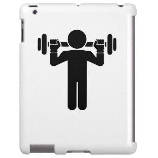 Weightlifter Funda Para iPad