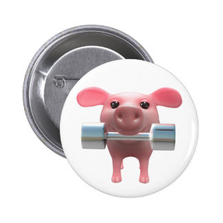 Weightlifter guarro 3d cualquier color U tiene gu Pin