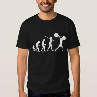 Weightlifter Tee Shirt