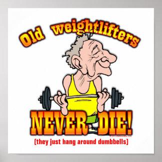 Weightlifters Impresiones