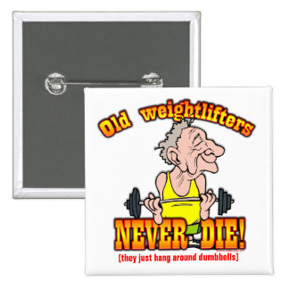 Weightlifters Pins