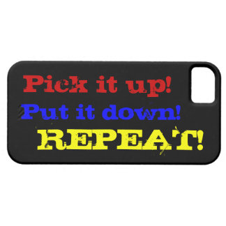 Weightlifting iPhone 5 Cases