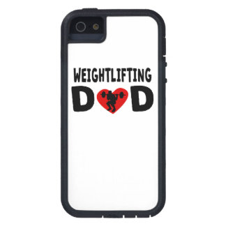 Weightlifting Dad Case For iPhone 5