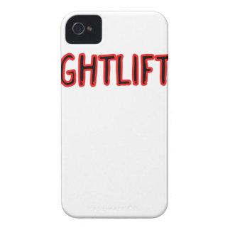 Weightlifting Design iPhone 4 Case