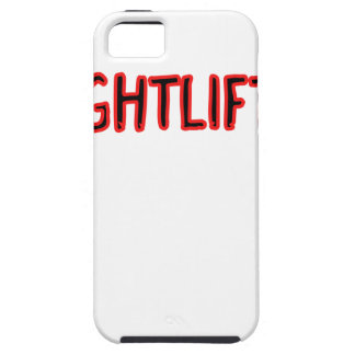 Weightlifting Design iPhone SE/5/5s Case
