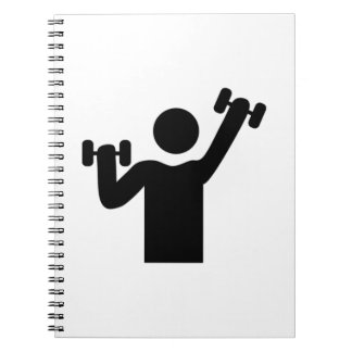 Weightlifting Exercise Notebook