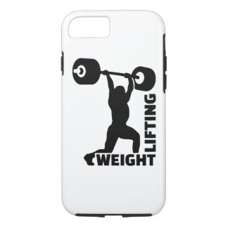 Weightlifting iPhone 8/7 Case
