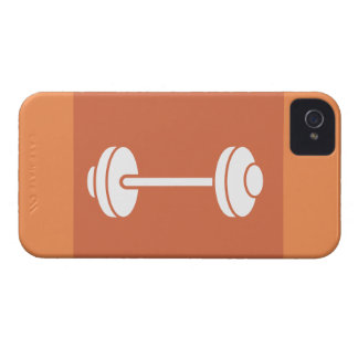 Weightlifting Powerlifting iPhone 4 Covers