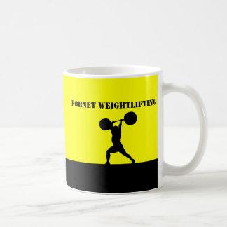 Weightlifting team coffee mug