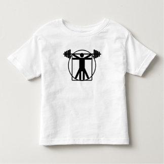 Weightlifting Toddler T-shirt