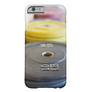 Weights at Gym, Newport Beach, Orange County, Barely There iPhone 6 Case