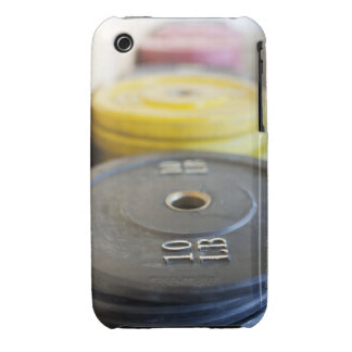 Weights at Gym, Newport Beach, Orange County, Case-Mate iPhone 3 Case