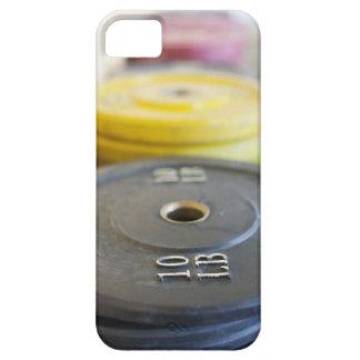 Weights at Gym, Newport Beach, Orange County, iPhone SE/5/5s Case